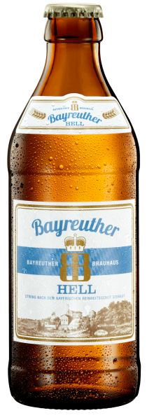 Bayreuther Lager Hell 20x0,33l