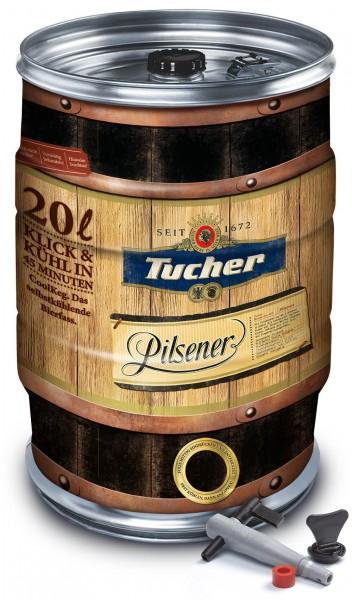 Tucher Coolkeg Pilsner 20l