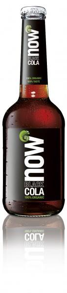 Now Black Cola Bio 10x0,33l