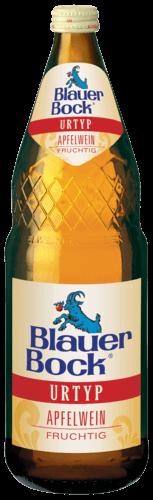 Blauer Bock Apfelwein 6x1,0l