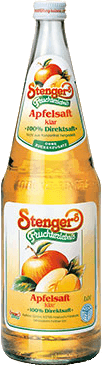 Stenger Apfelsaft Klar 100% 6x1,0l
