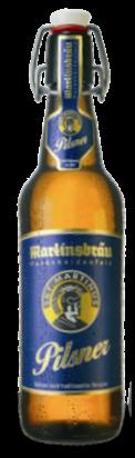Martinsbräu Pilsner 20x0,5l Bügel