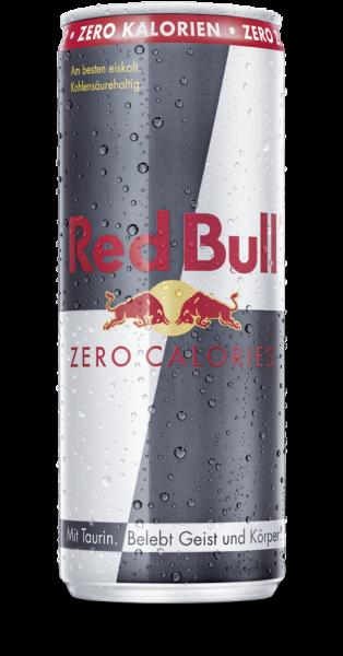 Red Bull Zero 24x0,25l