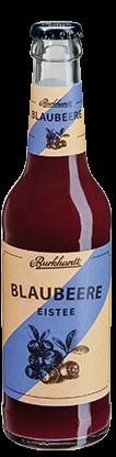 Burkhardt Eistee Blaubeere 12x0,33l