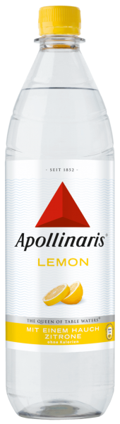Apollinaris Lemon 10x1,0l Pet