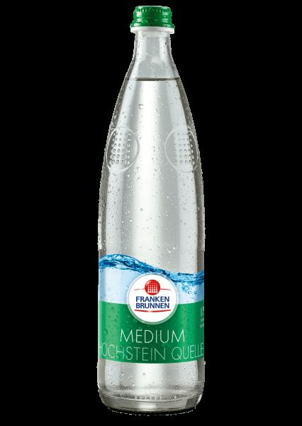 Franken Brunnen Medium Individual 12x0,75l