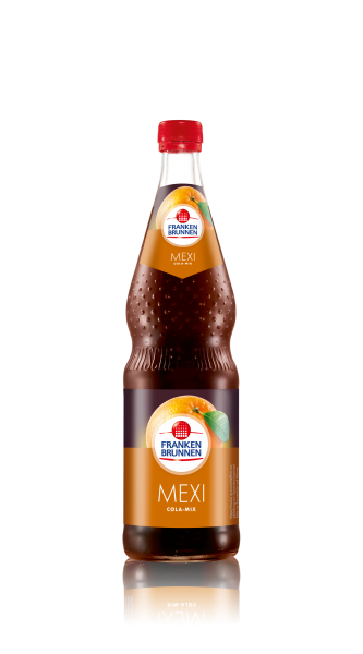 Franken Brunnen Mexi Cola Mix 12x0,7l