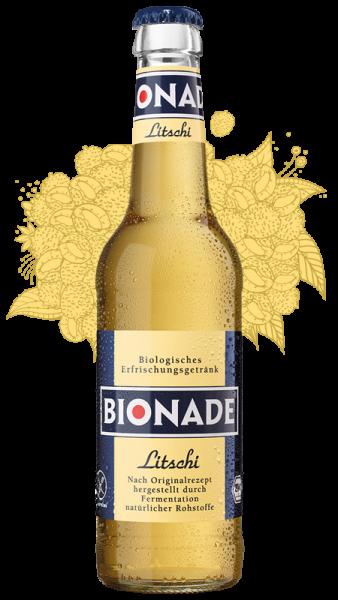 Bionade Litschi 12x0,33l