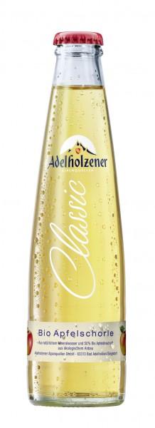 Adelholzener Gastro Bio Apfelschorle 20x0,25l