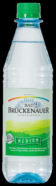 Bad Brückenauer Medium 20x0,5l Pet