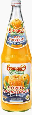 Stenger Premium Orangensaft 100% 6x1,0l