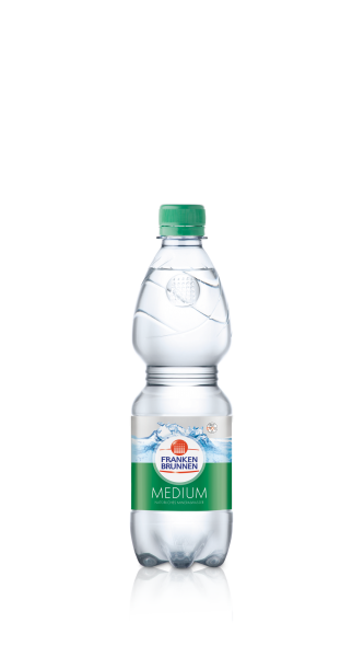 Franken Brunnen Medium 20x0,5l Pet