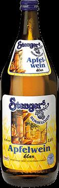 Stenger Apfelwein Klar 6x1,0l