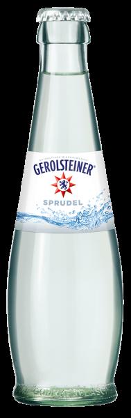 Gerolsteiner Gourmet Sprudel 24x0,25l