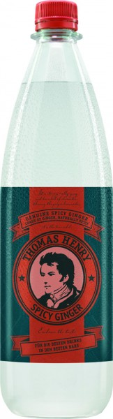 Thomas Henry Spicy Ginger 6x1,0l