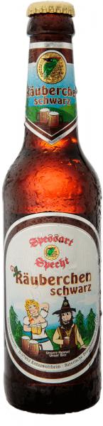 Spessart Specht Räuberchen Schwarz 20x0,33l