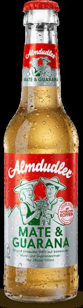 Almdudler Original Mate & Guarana 24x0,33l