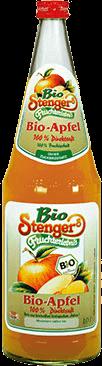Stenger Bio Apfelsaft trüb 100% 6x1,0l