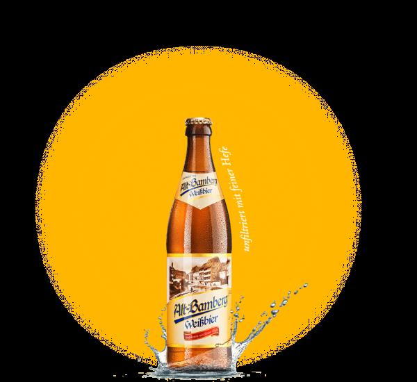 Alt Bamberg Weißbier Hell 20x0,5l