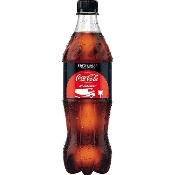 Coca Cola Zero 12x0,5l Pet
