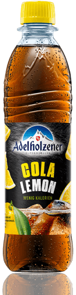 Adelholzener Cola Lemon 12x0,5l Pet