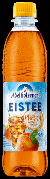 Adelholzener Eistee Pfirsich 12x0,5l Pet