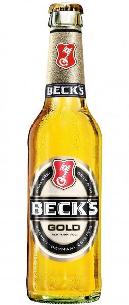 Beck's Gold 24x0,33l
