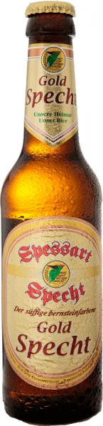 Spessart Specht Gold Specht 20x0,33l