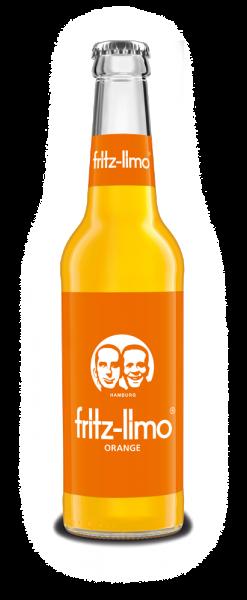 Fritz Limo Orange 24x0,33