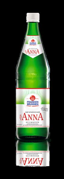 St. Anna Heilwasser 12x0,75l