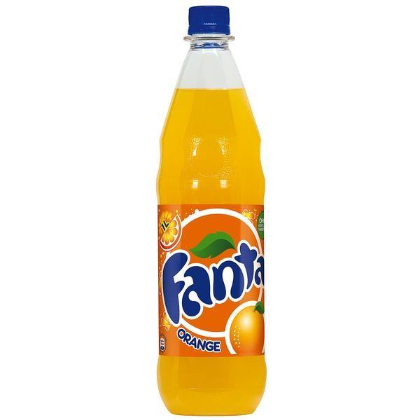 Fanta Orange 12x1,0l