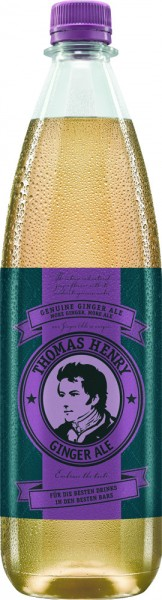 Thomas Henry Ginger Ale 6x1,0l
