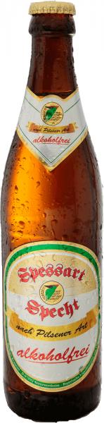 Spessart Specht Pils Alkoholfrei 20x0,5l