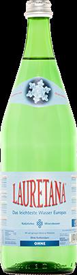 Lauretana Ohne Kohlensäure 6x1,0l