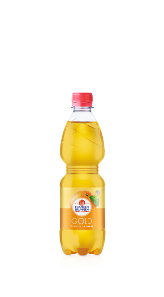 Franken Brunnen Gold 20x0,5l Pet