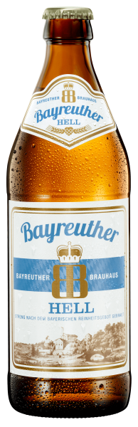 Bayreuther Lager Hell 20x0,5l