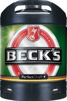 Becks Pils Perfect Draft 6l