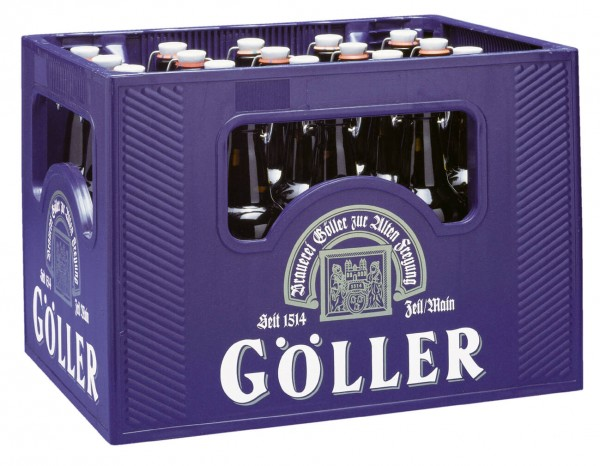 Leergut Bier 20er Bügel
