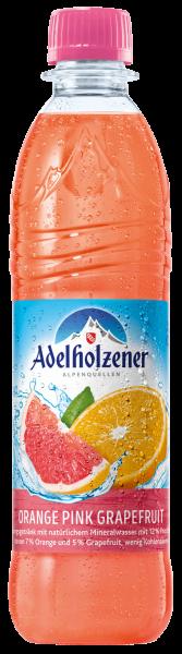 Adelholzener Orange Pink Grapefruit 12x0,5l Pet