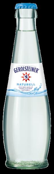 Gerolsteiner Gourmet Naturell 24x0,25l