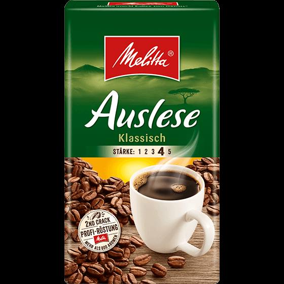 Melitta Auslese Klassisch Filterkaffee 500g
