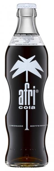 Afri Cola ohne Zucker 24x0,33l