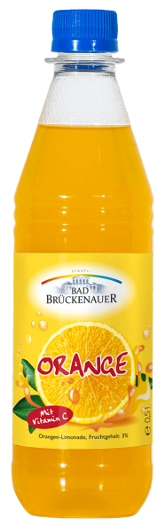 Bad Brückenauer Orange 20x0,5l pet