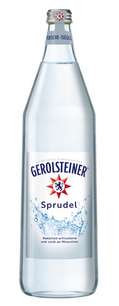 Gerolsteiner Sprudel 6x1,0l