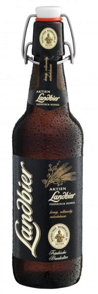 Aktien Landbier Dunkel Bügel 20x0,5l