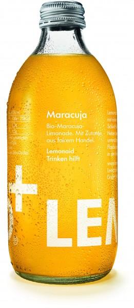 Lemonaid Maracuja BIO-Limo 20x0,33l