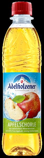 Adelholzener Apfelschorle 12x0,5l Pet