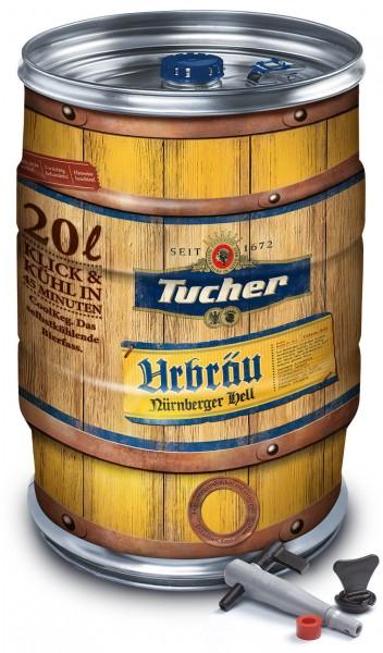 """Tucher Coolkeg Urbräu 20l """"Keine Versand möglich"""""""