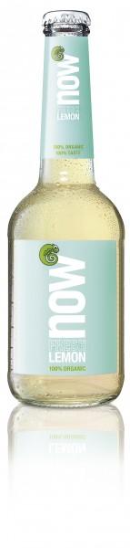 Now Fresh Lemon Bio Limo 10x0,33l