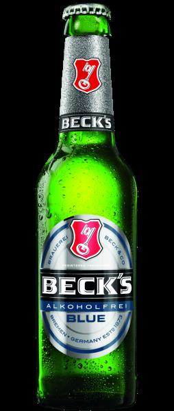Becks Blue Alkholfrei 24x0,33l